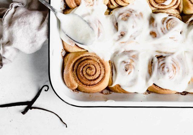 11 recettes de cinnamon rolls à tomber