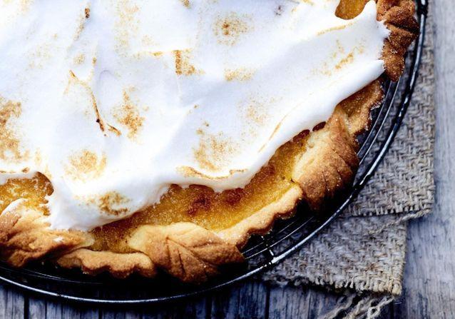 La tarte au citron meringuée nous fait la cour