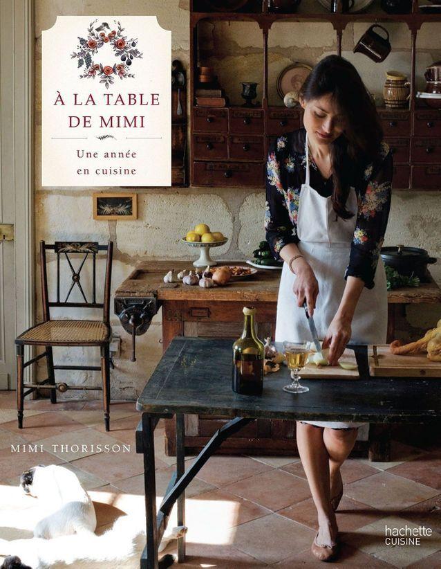Livre de cuisine « A la table de Mimi »