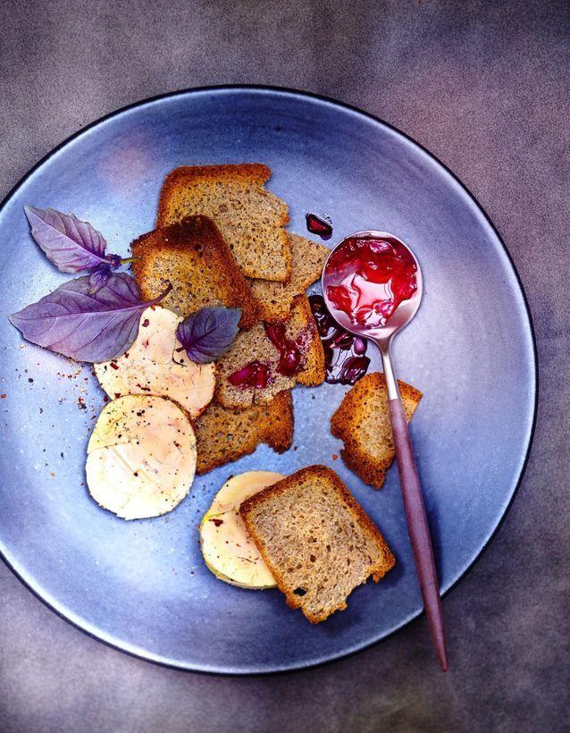 Je fais quoi avec du foie gras ?