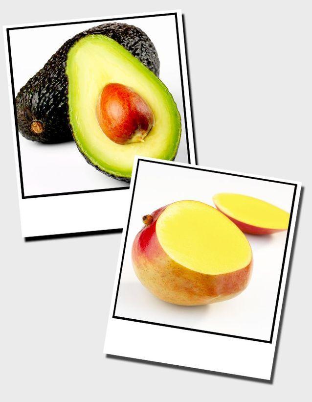 15  Avocat Et Mangue