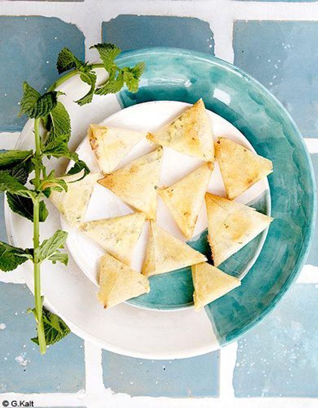 Cuisine recettes marrakech annick lestrohan briouates