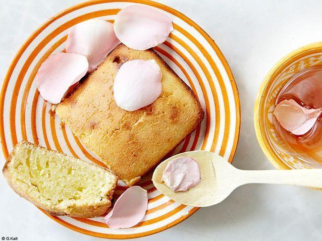 Cuisine recettes marrakech annick lestrohan cake rose