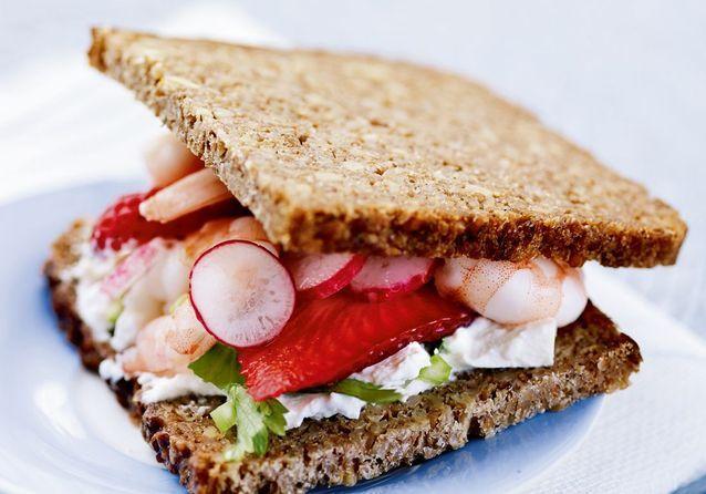 Des sandwichs délicieux et équilibrés, c'est possible !