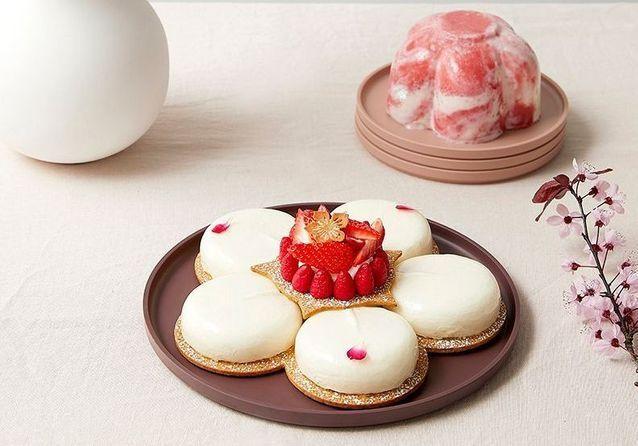 Des desserts pour la fête des mères à tomber
