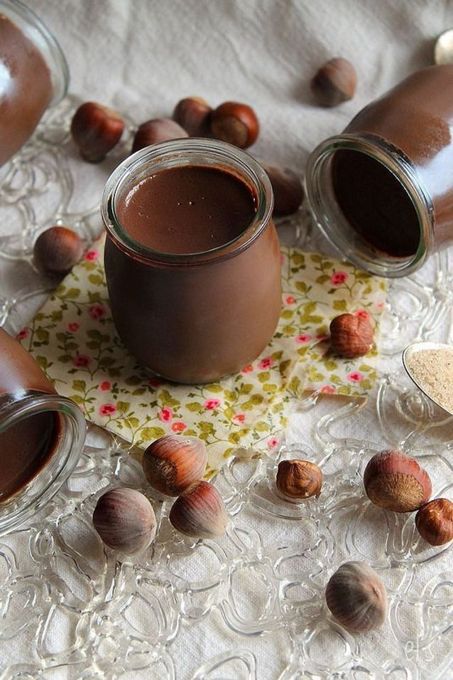 Un dessert maison frais : Crème au chocolat