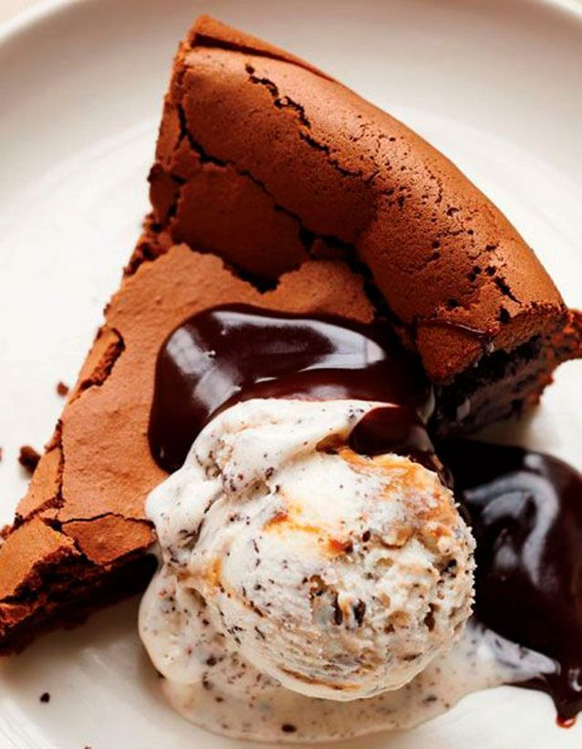 Un Dessert Maison Rapide Et Facile Gateau Au Chocolat Nos Desserts Maison Regressifs Pour Se Faire Du Bien Elle A Table