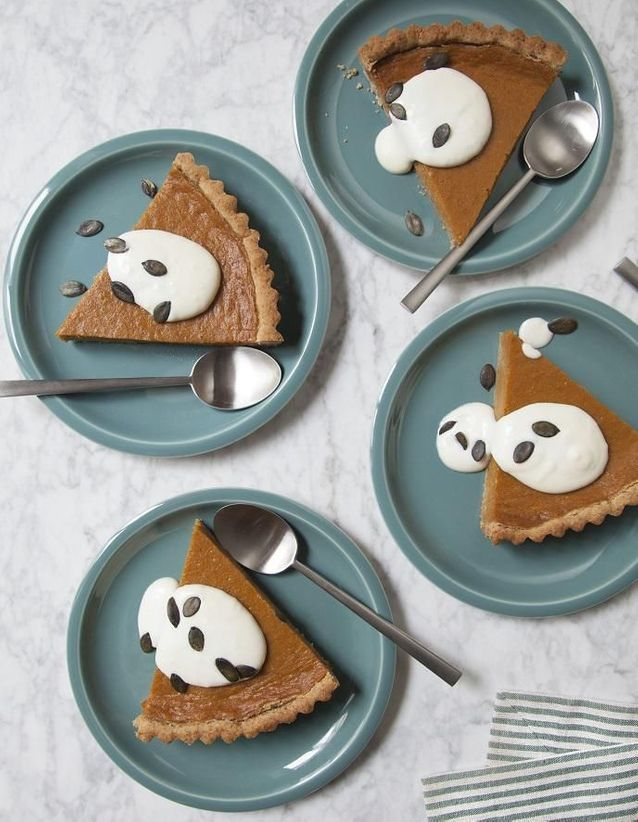 Dessert automne américain