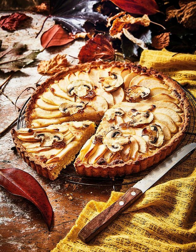 Dessert automne original