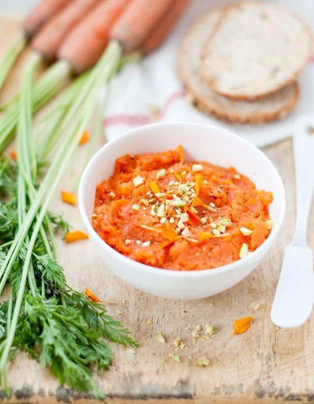 Confiture clémentine carotte