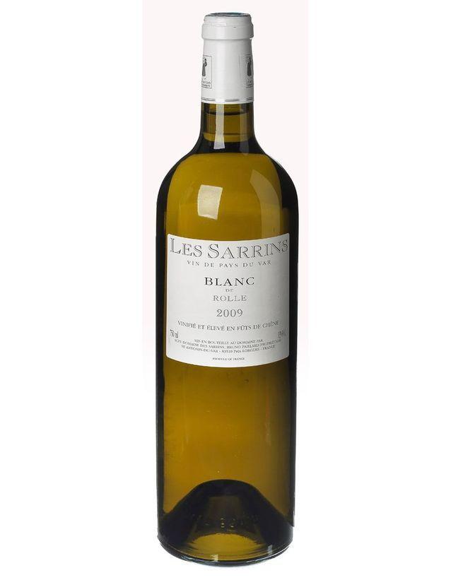 Vin blanc Les Sarrins