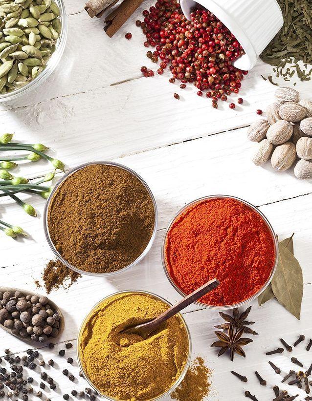 curry noir, poivre timut, galanga :les épices qui changent