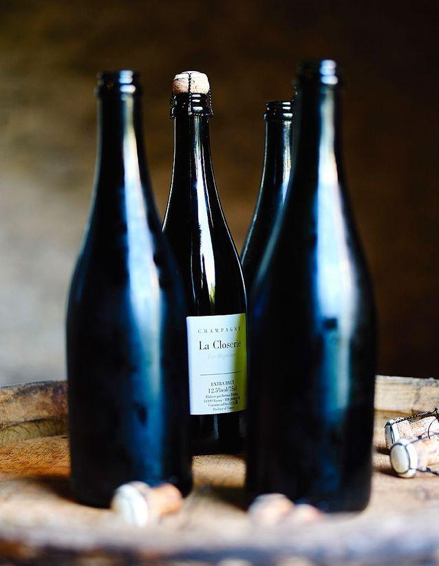 Le champagne de Jérome Prévost