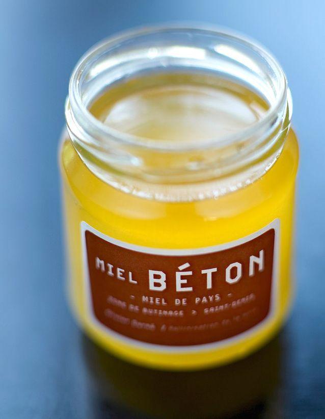 Le miel béton