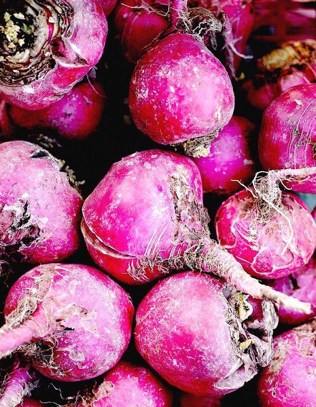 Les légumes oubliés De Joël Thiébault