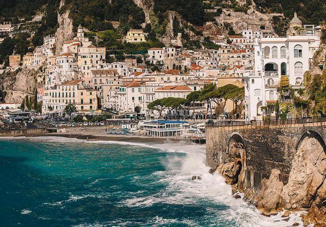 Escapade gourmande sur la côte amalfitaine