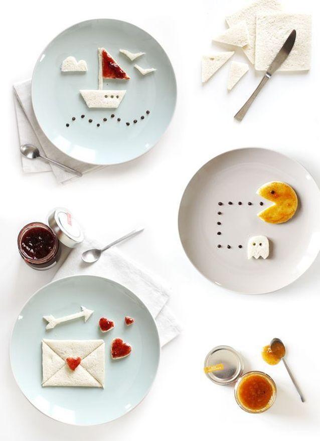 Food art facile