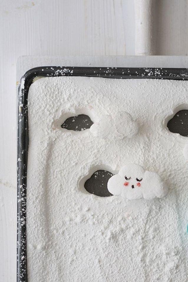 Marshmallows nuage