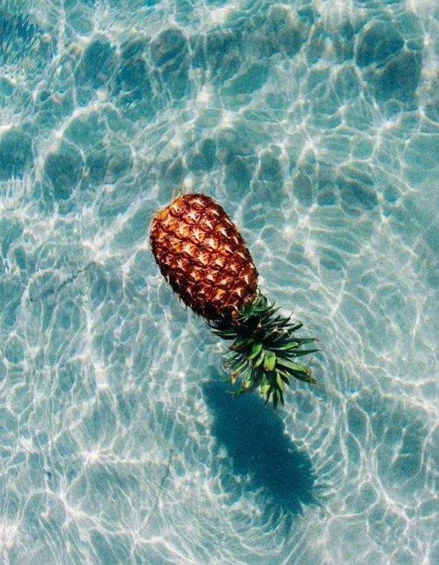 L'ananas, le fruit de l'été