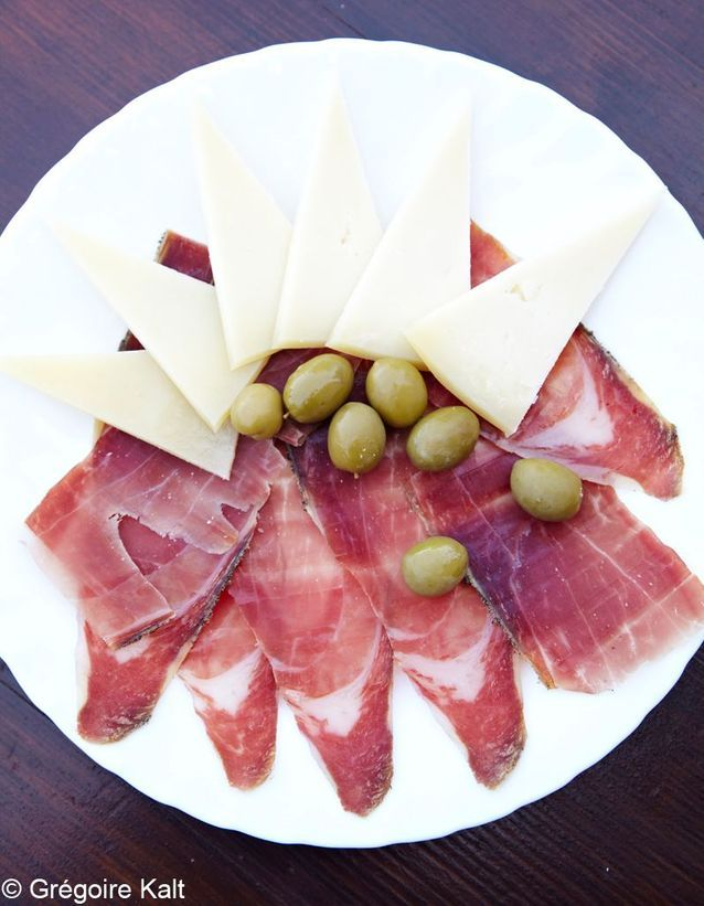 Jambon fromage