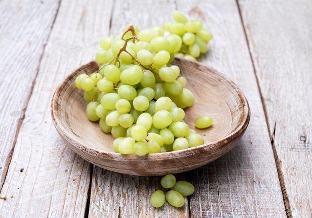 Le raisin blanc italien