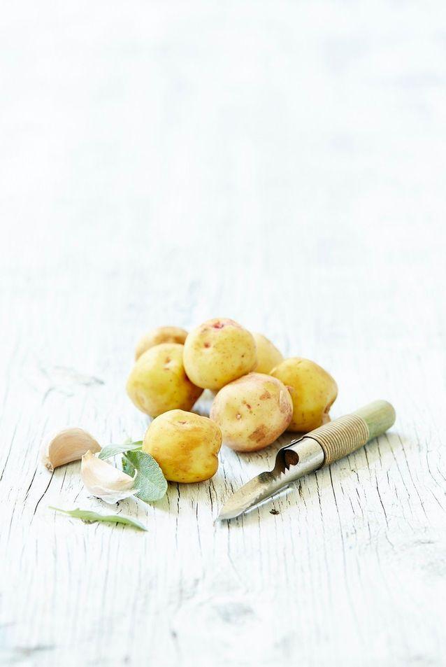 Fruits et légumes de saison mai : pomme de terre nouvelle de Noirmoutier