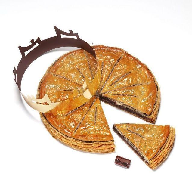 Galette des rois, La Maison du Chocolat