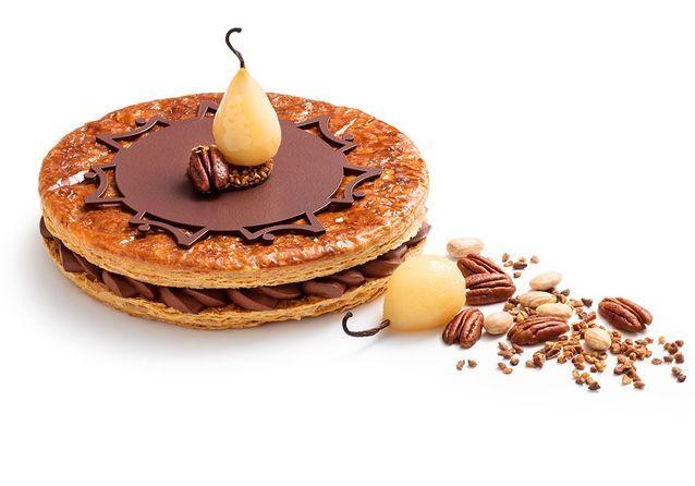 Galette des rois 2021 La Maison du Chocolat