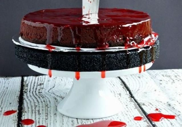 Ces Gateaux D Halloween Faciles Mais Horriblement Bons Elle A Table