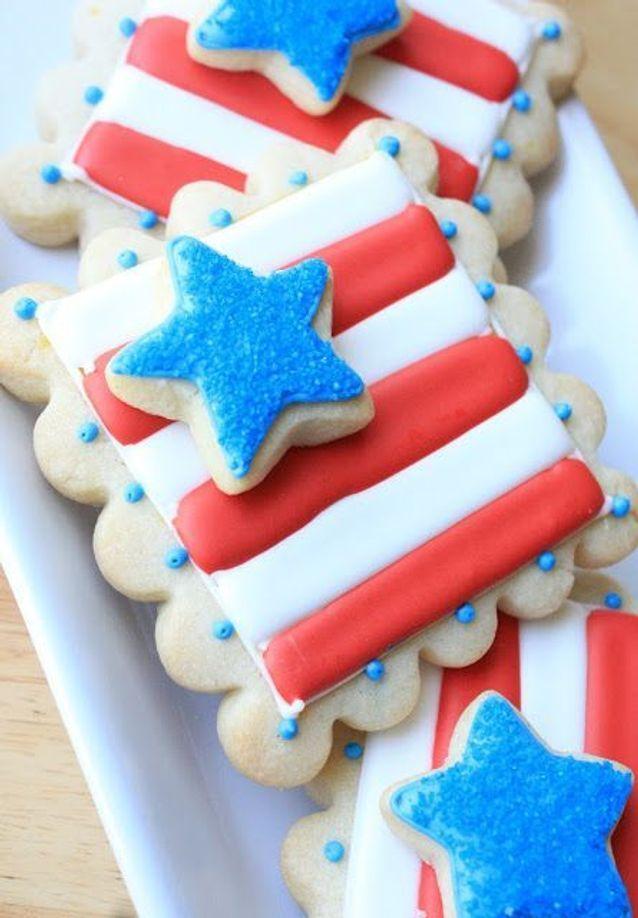 Biscuits américains