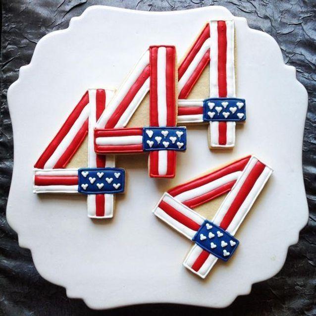 Cookies drapeau