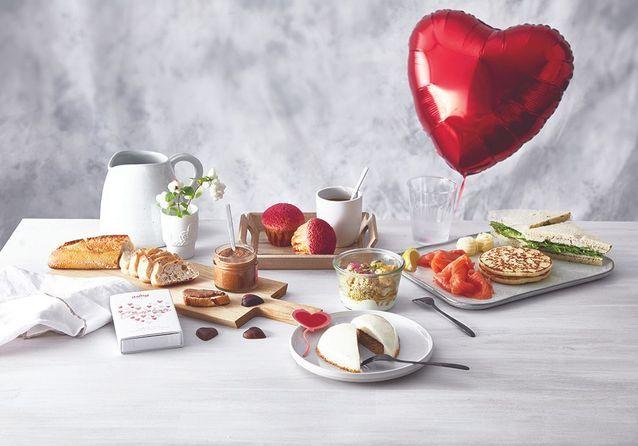 Des gâteaux de Saint-Valentin à savourer à deux