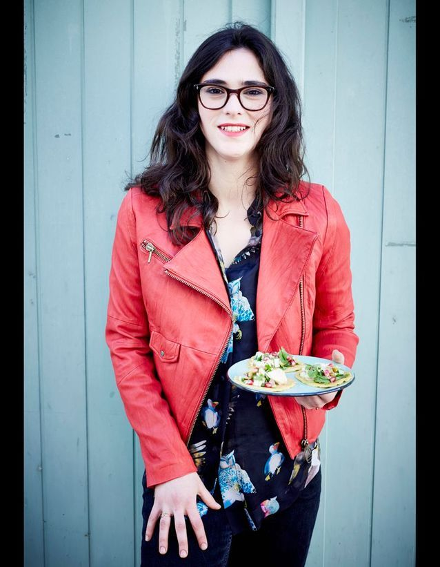 Alix Lacloche : la néo-chef sexy