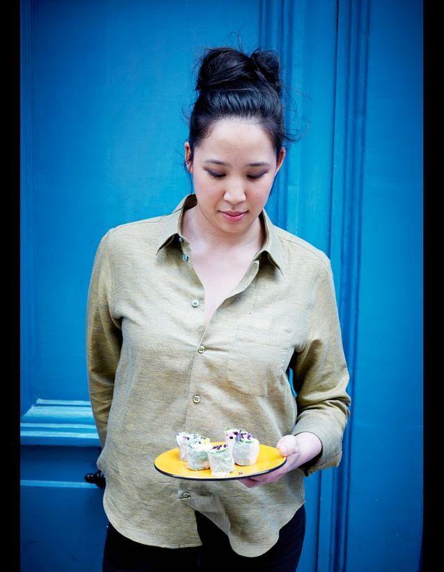 Céline Pham : la cuisinière volante