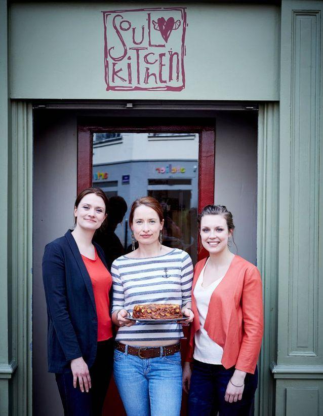 """Sophie, Isabelle et Anaïs : les frenchies de """"Soul Kitchen"""""""