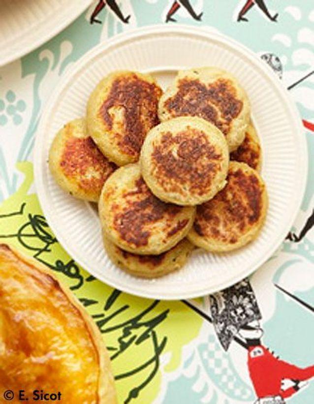 Potatoe scones