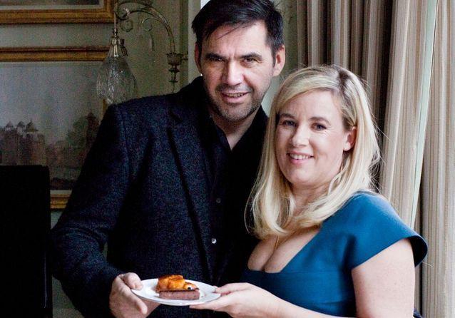 Hélène Darroze : 5 gâteaux cousus main