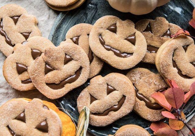 10 idées de cookies d'Halloween aussi gourmands qu'effrayants