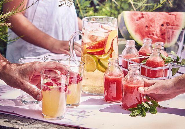 9 idées pour cuisiner la pastèque jusqu'au bout de l'été