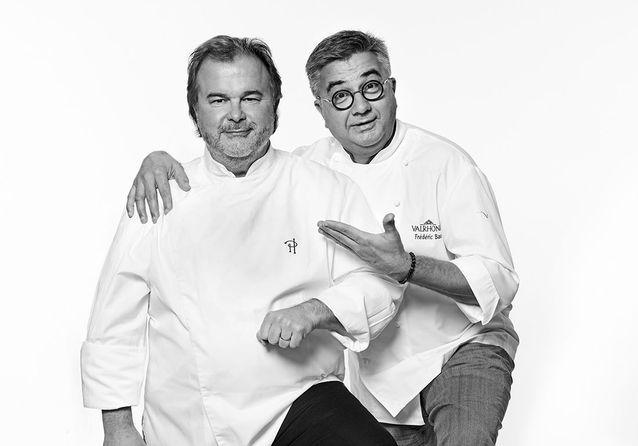 La Gourmandise Raisonnée par Pierre Hermé et Frédéric Bau