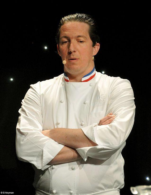 Christophe Bacquié, MOF cuisine
