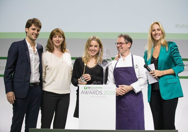 Qui sont les jeunes chefs primés aux LaFourchette Awards 2019 ?