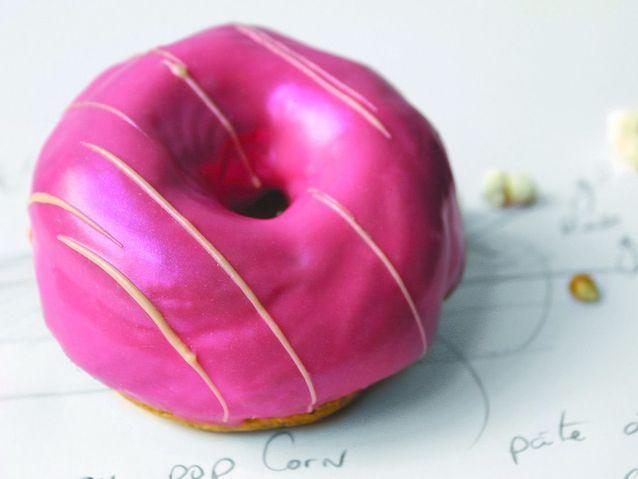 Donuts Acide Macaron