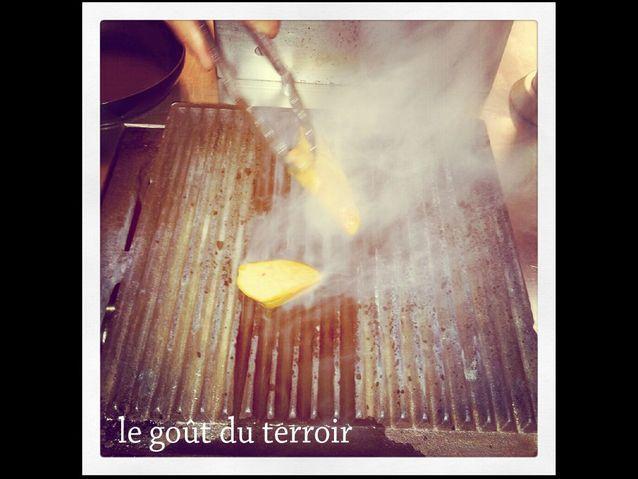 Foie gras terroir