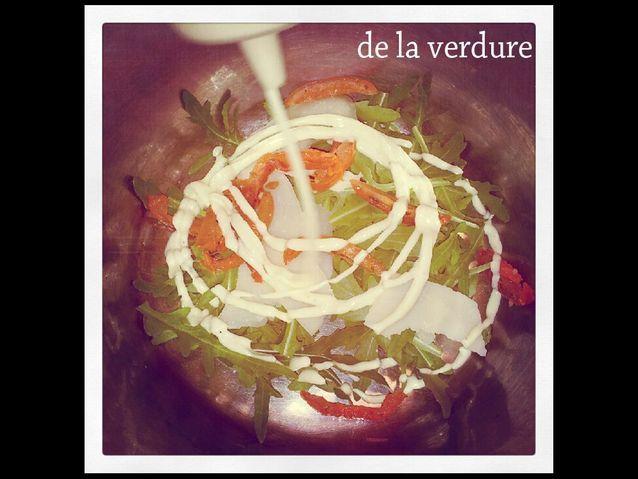 Salade verdure