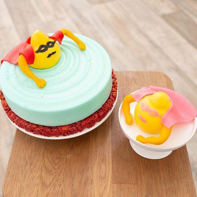 Gâteau super citron de Ludovic
