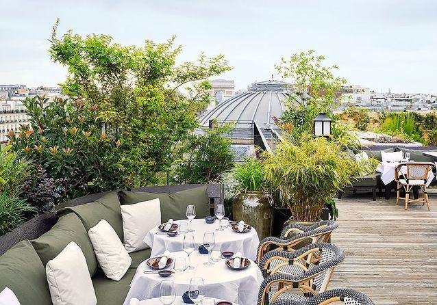 Le Mun : un restaurant asiatique sur les toits de Paris