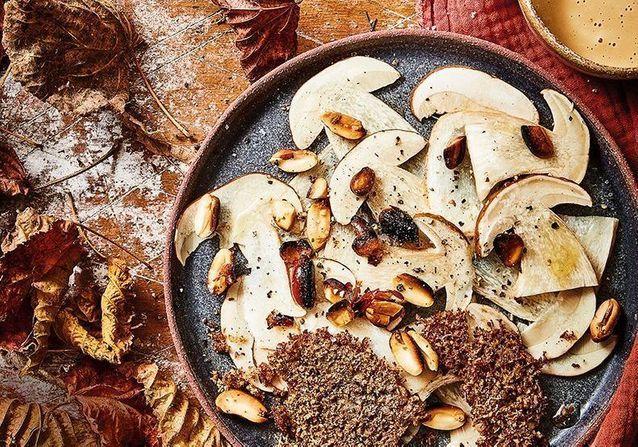60 plats aux légumes d'automne pour faire honneur aux produits de saison
