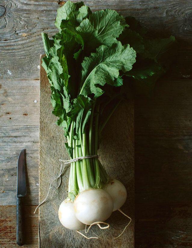 Fruits et légumes de saison en octobre : le navet