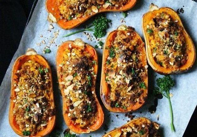 11 idées de légumes farcis qui changent de la tomate